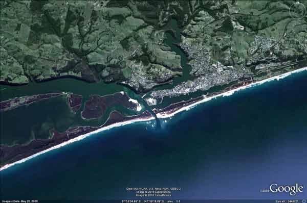 Gippsland Lakes Long Term Survival Threatened